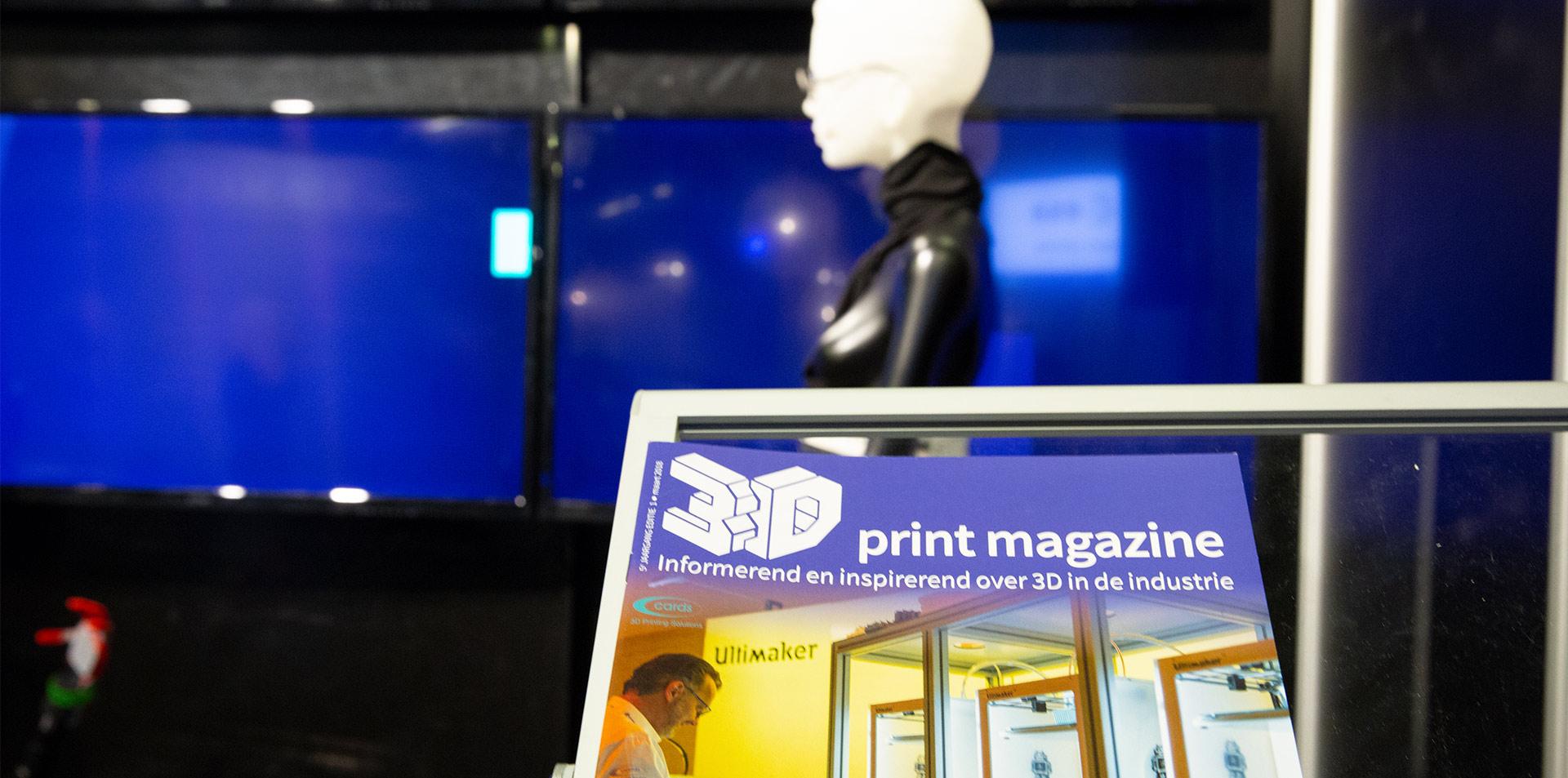 3D Print Magazine & Flam3D