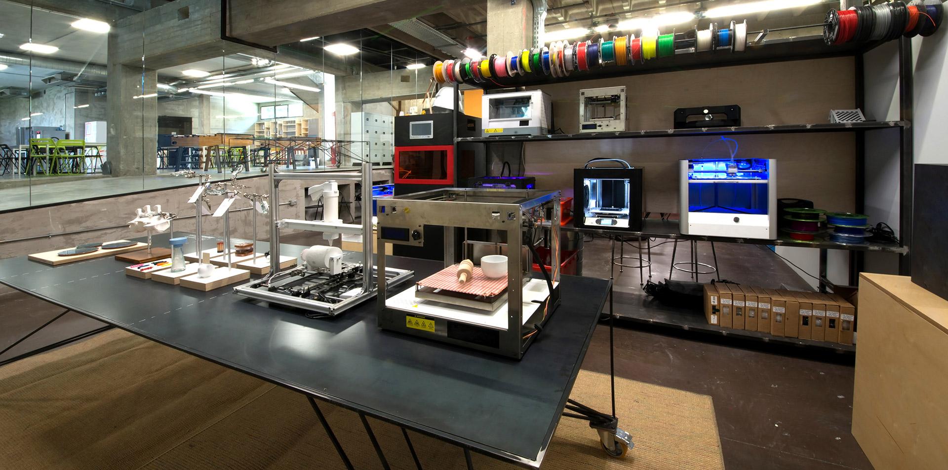 3D-print lab