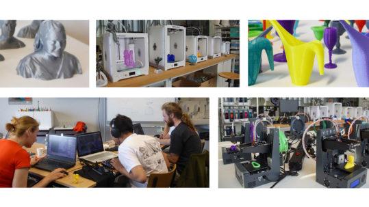 Arteveldehogeschool 3D-print Masterclass