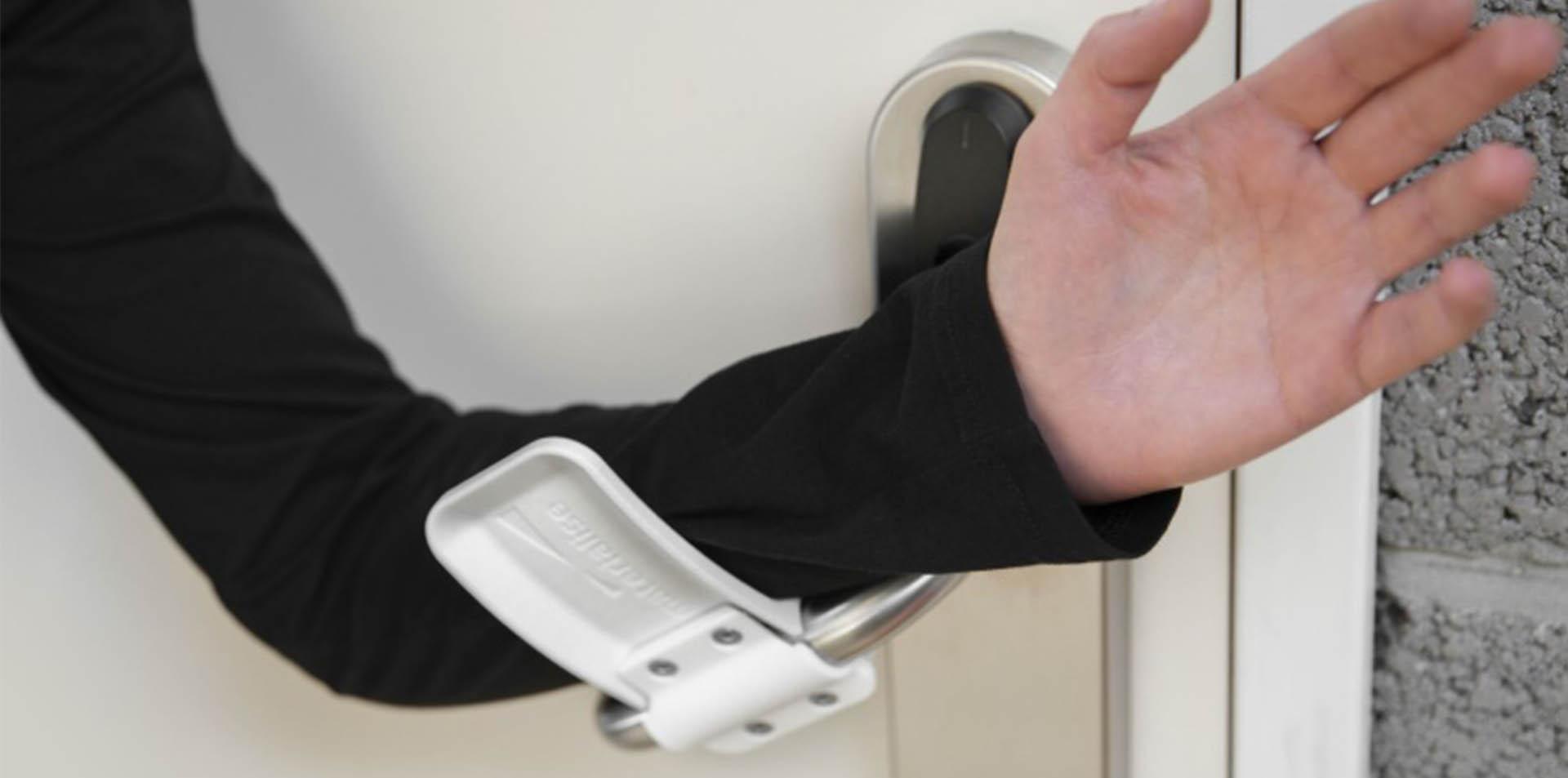 Door opener from Materialise