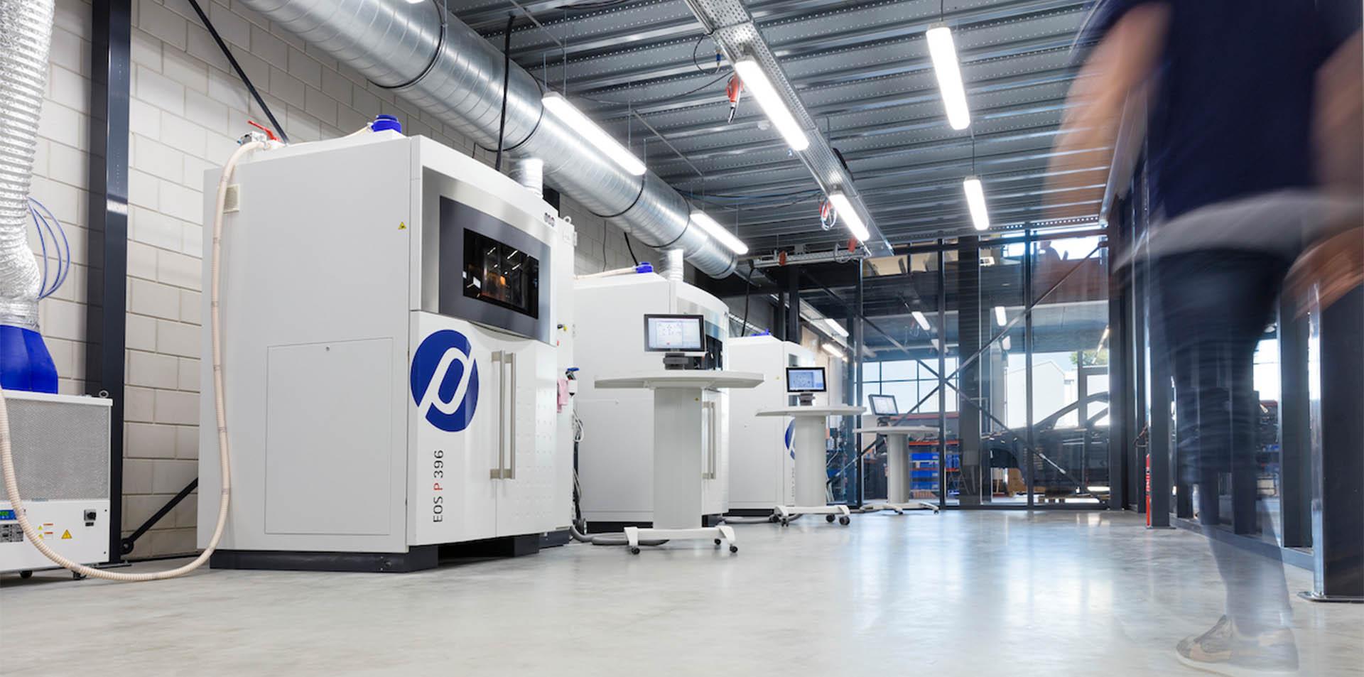 Parts On Demand fabriek