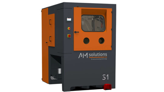 AM Solutions nieuwe S1-systeem