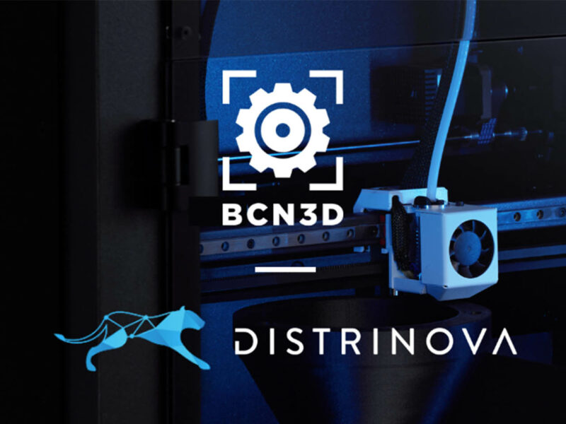 Distrinova x BCN3D
