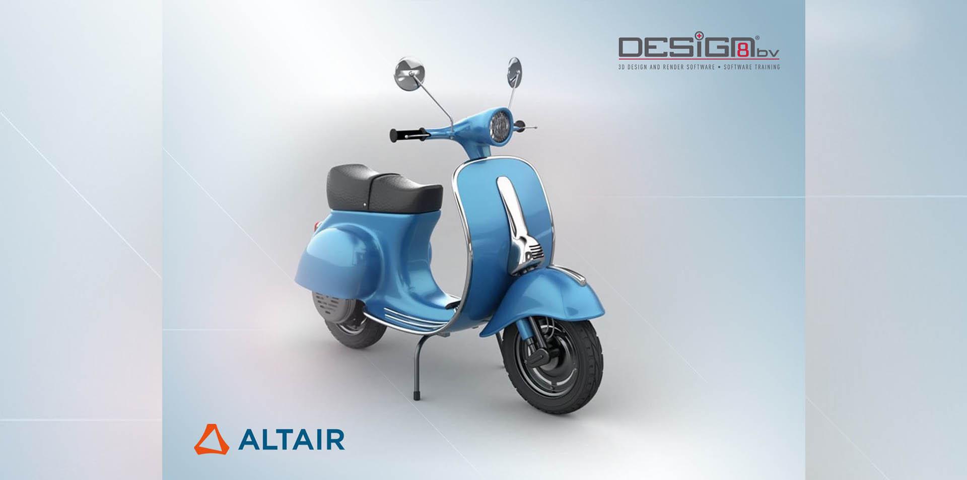 ALtair Inspire Platform